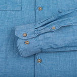 Barbour International Harold Men's Shirt Blue photo- 5