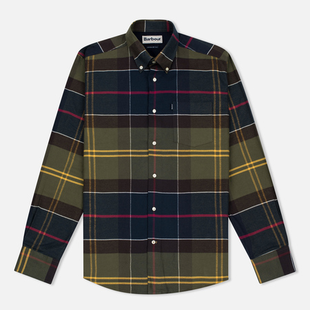 Barbour John Classic Men's Shirt Tartan
