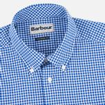Мужская рубашка Barbour Leonard Marine Blue фото- 1