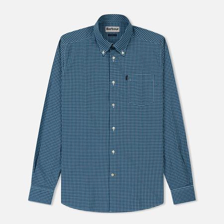 Мужская рубашка Barbour Leonard Mid Blue