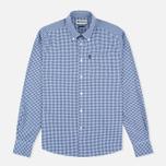 Мужская рубашка Barbour Leonard Midnight фото- 0