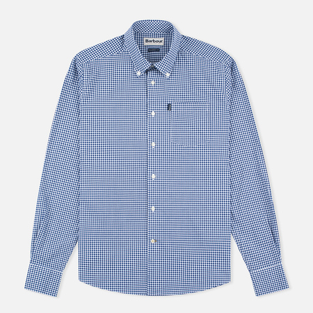 Мужская рубашка Barbour Leonard Midnight