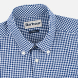 Мужская рубашка Barbour Leonard Midnight фото- 1