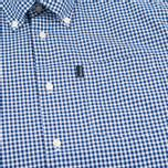 Мужская рубашка Barbour Leonard Midnight фото- 2