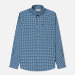 Мужская рубашка Barbour Leonard Navy фото- 0
