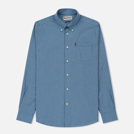 Мужская рубашка Barbour Leonard Navy