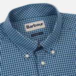 Мужская рубашка Barbour Leonard Navy фото- 1