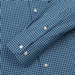 Мужская рубашка Barbour Leonard Navy фото- 3