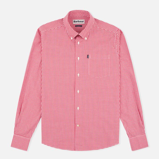 Мужская рубашка Barbour Leonard Red