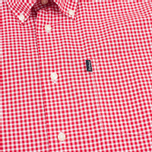 Barbour Leonard Men's Shirt Red photo- 2