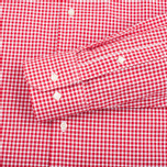 Мужская рубашка Barbour Leonard Red фото- 3