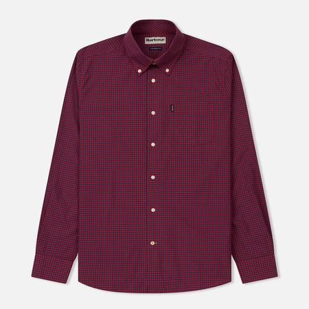 Мужская рубашка Barbour Leonard Rich Red