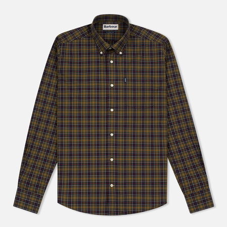 Barbour Malcolm Men's Shirt Classic Tartan