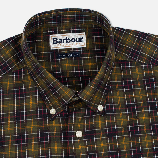 Мужская рубашка Barbour Malcolm Classic Tartan