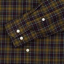 Мужская рубашка Barbour Malcolm Classic Tartan фото- 3