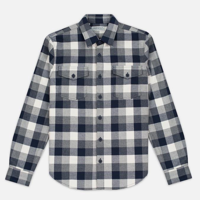Мужская рубашка Barbour Mast Navy