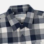 Мужская рубашка Barbour Mast Navy фото- 1