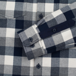 Мужская рубашка Barbour Mast Navy фото- 3