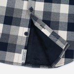 Мужская рубашка Barbour Mast Navy фото- 4