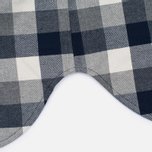 Мужская рубашка Barbour Mast Navy фото- 5