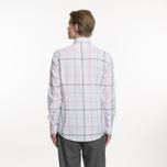 Мужская рубашка Barbour Max Pink фото- 6