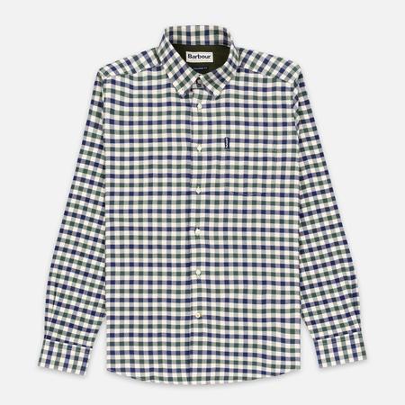 Мужская рубашка Barbour Moss Country Olive/Black