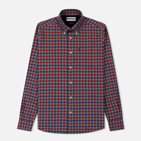 Мужская рубашка Barbour Moss Country Rich Red