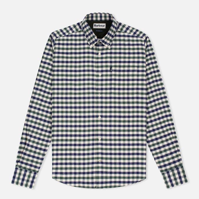 Мужская рубашка Barbour Moss Olive