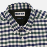 Barbour Moss Men's shirt Olive photo- 1