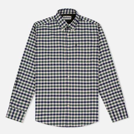 Barbour Moss Regular Fit Men's Shirt Olive