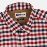 Мужская рубашка Barbour Moss Regular Fit Red фото- 1