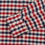Мужская рубашка Barbour Moss Regular Fit Red фото- 3