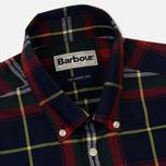 Мужская рубашка Barbour Oscar Navy фото- 1