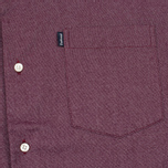Barbour Oxford Men's Shirt Ruby photo- 2