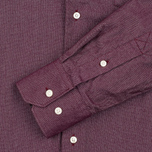 Barbour Oxford Men's Shirt Ruby photo- 3