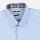 Мужская рубашка Barbour Oxford Sky Blue фото- 1