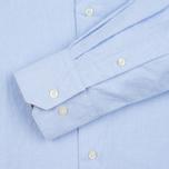 Мужская рубашка Barbour Oxford Sky Blue фото- 3