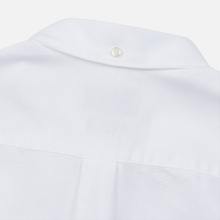 Мужская рубашка Barbour Oxford Tailored Fit White фото- 4