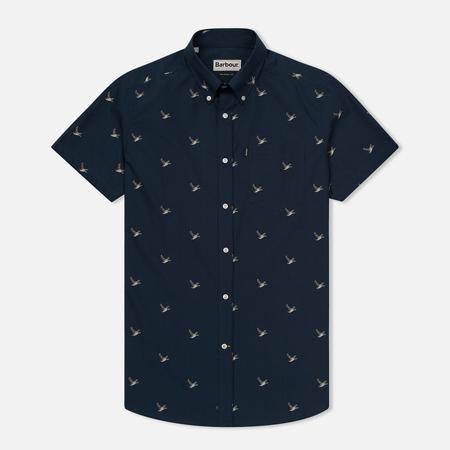 Мужская рубашка Barbour Peter SS Navy