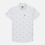 Мужская рубашка Barbour Peter SS White фото- 0