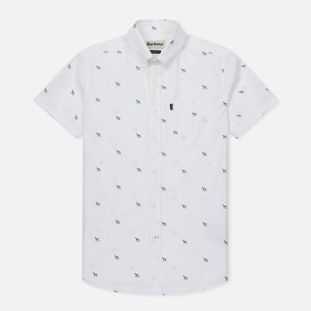 Мужская рубашка Barbour Peter SS White