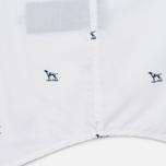 Мужская рубашка Barbour Peter SS White фото- 3