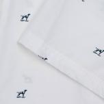 Мужская рубашка Barbour Peter SS White фото- 4