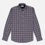 Мужская рубашка Barbour Rory Grey Marl фото- 0