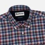 Мужская рубашка Barbour Rory Grey Marl фото- 1