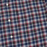 Мужская рубашка Barbour Rory Grey Marl фото- 2