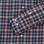 Мужская рубашка Barbour Rory Grey Marl фото- 3