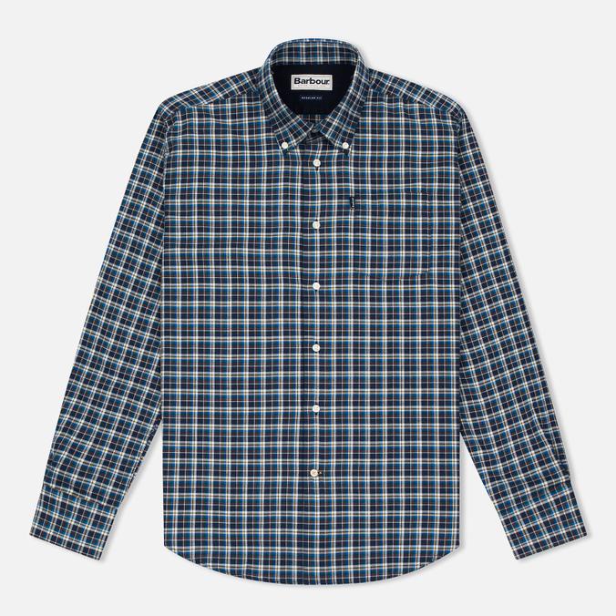Мужская рубашка Barbour Rory Navy
