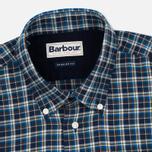 Мужская рубашка Barbour Rory Navy фото- 1