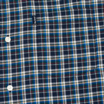 Мужская рубашка Barbour Rory Navy фото- 2